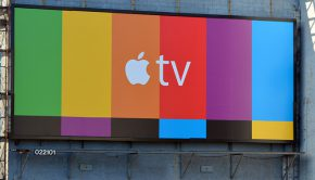 Apple TV Digital Billboard