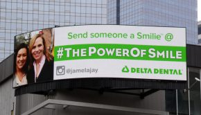 Delta Dental Digital Billboard