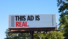 Feel the Real Billboard